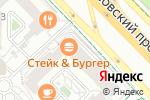 Схема проезда до компании КБ Риал-кредит в Москве