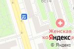 Схема проезда до компании МОВЕ в Москве