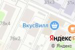 Схема проезда до компании Годвин Проекты в Москве