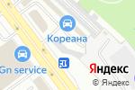 Схема проезда до компании Car Motors Group в Москве