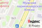 Схема проезда до компании Пара-про в Москве