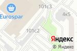 Схема проезда до компании Akbmag.ru в Москве
