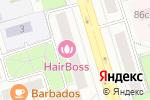 Схема проезда до компании Спираль-М в Москве