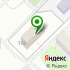 Местоположение компании А-мебель