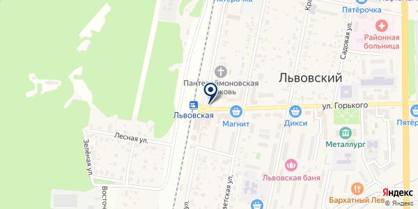 Живы-здоровы на карте Подольске