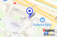 Схема проезда до компании ЛОМБАРД САГ в Москве