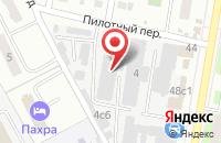 Схема проезда до компании Мебельный салон в Подольске