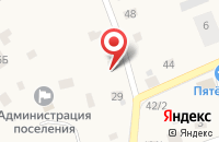 Схема проезда до компании ДЕТСКИЙ САД ЖУРАВУШКА в Дмитрове