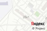 Схема проезда до компании Oxymarket в Москве