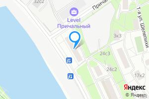 Снять двухкомнатную квартиру в Москве Шелепихинская наб., 26