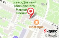 Схема проезда до компании Инвестиционно-Финансовая Компания  в Москве
