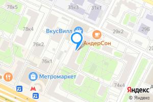 Снять комнату в трехкомнатной квартире в Москве Ленинградский пр-т, 74к6