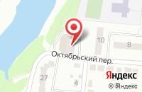 Схема проезда до компании Подолье-С в Климовске