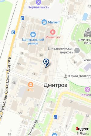 КОМПЬЮТЕРНЫЙ САЛОН НЕО ЛОДЖИК на карте Дмитрова