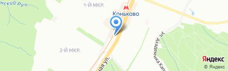 Fissman на карте Москвы