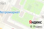 Схема проезда до компании Адвокатский кабинет Попова Н.Н. в Москве