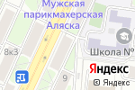 Схема проезда до компании Компания С.А.И. в Москве