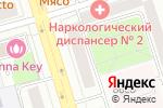 Схема проезда до компании Мясоед в Москве