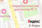 Схема проезда до компании Beer Nest в Москве