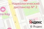 Схема проезда до компании Кондитерская вкусняшка в Москве