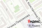 Схема проезда до компании Стройальянс в Петровском