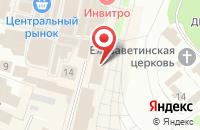 Схема проезда до компании Теплый Лес в Дмитрове