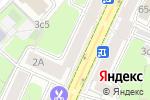 Схема проезда до компании Цветы и подарки в Москве