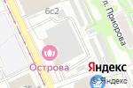 Схема проезда до компании ОЛИФЕН в Москве