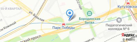 Элджи Алина Электроникс на карте Москвы