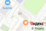 Схема проезда до компании Магнат экспресс в Москве