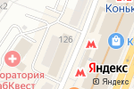 Схема проезда до компании Компус в Москве