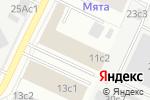 Схема проезда до компании Про-Дим в Москве