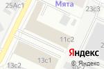 Схема проезда до компании WapStart в Москве