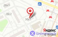 Схема проезда до компании Пск Сигуч в Москве