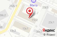 Схема проезда до компании Симпл Вайн Ньюс в Москве