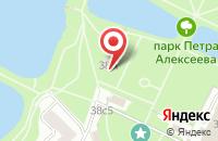 Схема проезда до компании Вар-Строй в Москве