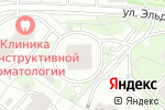 Схема проезда до компании МОСОБЛБАНК в Москве