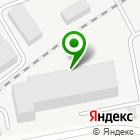 Местоположение компании ИНТЕРПРОМ