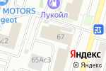 Схема проезда до компании ГАСЗНАК в Москве