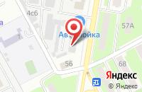 Схема проезда до компании Дибрар в Подольске
