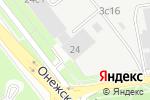 Схема проезда до компании Теплица-Маркет в Москве