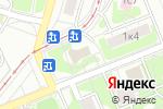 Схема проезда до компании Трактир на кругу в Москве