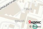 Схема проезда до компании Svetofor в Москве