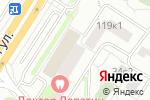 Схема проезда до компании Доктор Лопатин в Москве