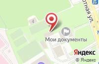 Схема проезда до компании Ника в Подольске