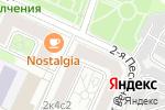 Схема проезда до компании Майолика в Москве