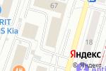 Схема проезда до компании Климат №1 в Москве