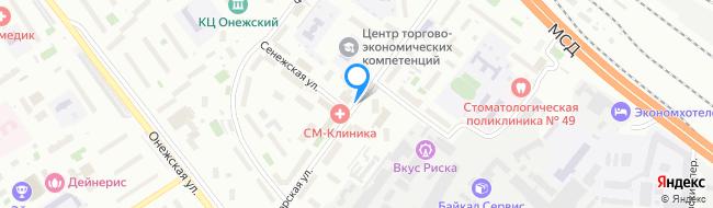Солнечногорская улица