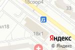 Схема проезда до компании Дом быта на ул. Миклухо-Маклая в Москве