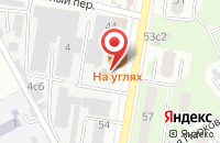 Схема проезда до компании Oriflame в Подольске